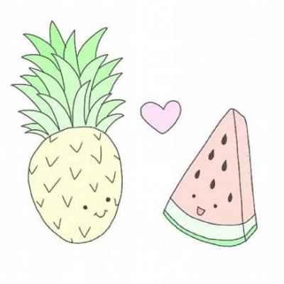 лд картинки в для фруктов срисовки