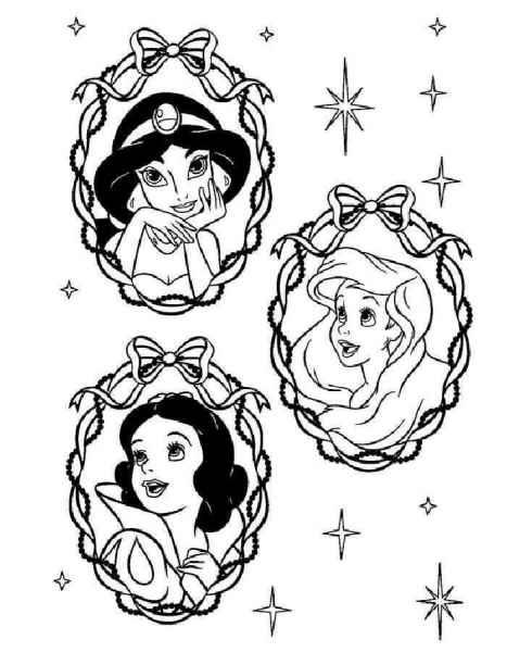 раскраски принцессы диснея бесплатно распечатать скачать