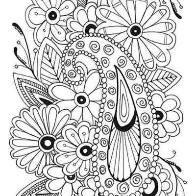 Антистресс цветы