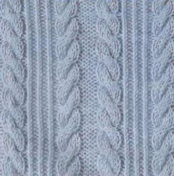 косы спицами со схемами и описанием араны более 100 видов