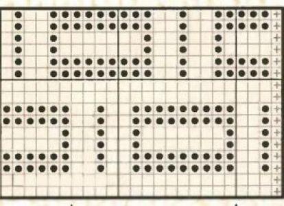 Крупные шашечки