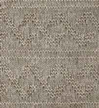 Плотный узор спицами № 32