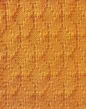 Рельефный узор спицами № 52