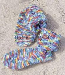 вязаные носки спицами со схемами и описанием модные и эксклюзивные