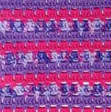 Ажурный узор крючком № 3014