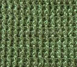 Рельефный узор крючком № 8