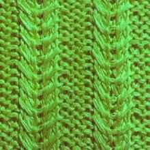 Рельефный узор вертикальные дорожки