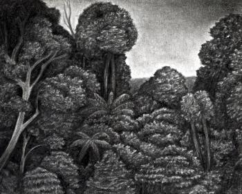 kak narisovat tropicheskiy les0076